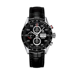 TAG Heuer Carrera automatic men's stainless steel watch - Product number 8402760