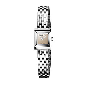 Gucci ladies' brown dial watch - Product number 8416060