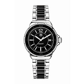 TAG Heuer Formula 1 ladies' diamond set bracelet watch - Product number 8418055
