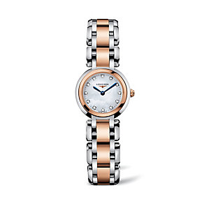 Longines PrimaLuna diamond bracelet watch - Product number 8418322