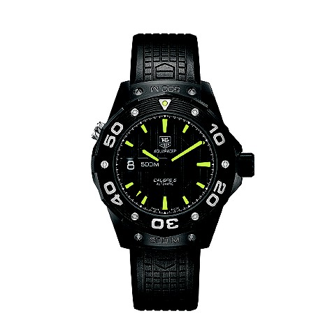 Tag Heuer Calibre S men