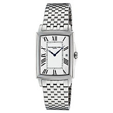 Raymond Weil men's stainless steel bracelet watch - Product number 8420327