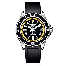 Breitling Superocean 42 men's black rubber strap watch - Product number 8424675