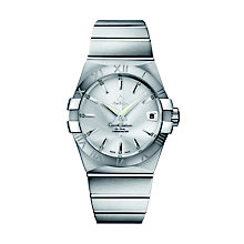 Omega Constellation Omega men's silver dial watch - Product number 8442630