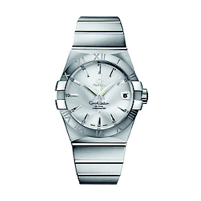 Omega Constellation men's silver dial watch - Product number 8442630