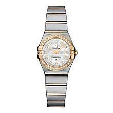 Omega Constellation Quartz ladies' watch - Product number 8442894