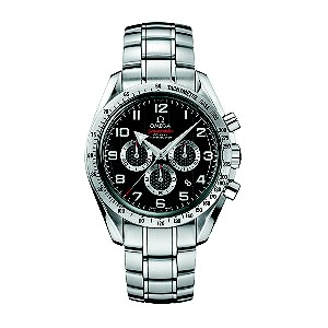 Omega Speedmaster men's stainless steel bracelet watch - Product number 8442940