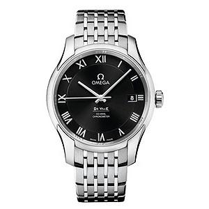 Omega De Ville men's black watch - Product number 8442967