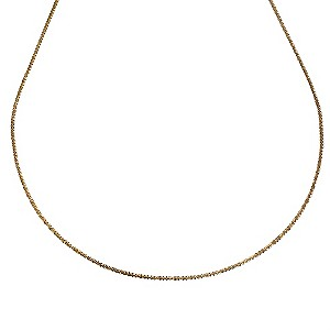 9ct Gold Fancy Glitz Chain