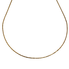 9ct Gold Fancy Glitz Chain - Product number 8459150
