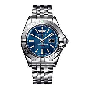 Breitling Galactic 41 men's stainless steel bracelet watch - Product number 8468362