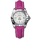 Breitling Galactic 32 ladies' stainless steel strap watch - Product number 8468877