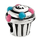 Miss Chamilia - sterling silver and enamel party time bead - Product number 8470596
