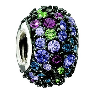 Chamilia - Mixed and Black Swarovski Kaleidoscope Bead - Product number 8472092