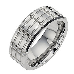 Tungsten Groove Ring - Product number 8477388