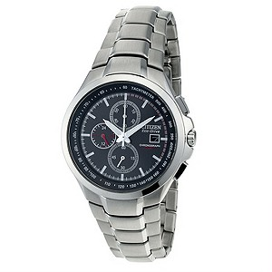 Citizen Gents Exclusive Stainless Steel Chronograph