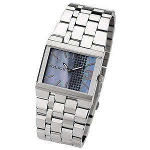 Exclusive Police Ladies' Stone Set Dial Bracelet Watch - Product number 8481903