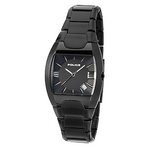 Exclusive Highway Men's Black Ion Plated Bracelet Watch - Product number 8481938