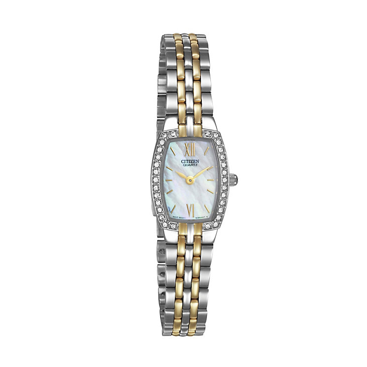 Citizen Ladies' Stainless Steel Bracelet Watch - Product number 8495238