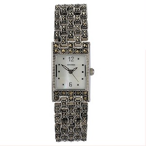 Sekonda Ladies' Stone Set Bangle Watch