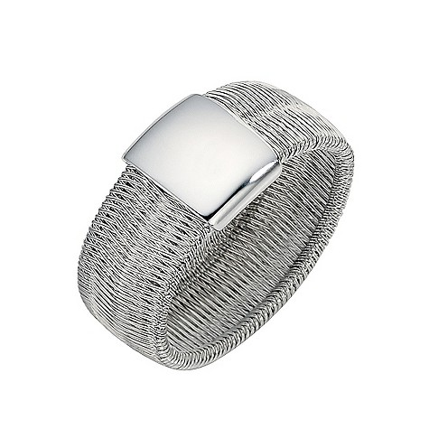 The Fifth Season 18ct white gold Egiziana ring