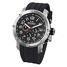 TW Steel Tech men's chronograph black rubber strap watch - Product number 8510504