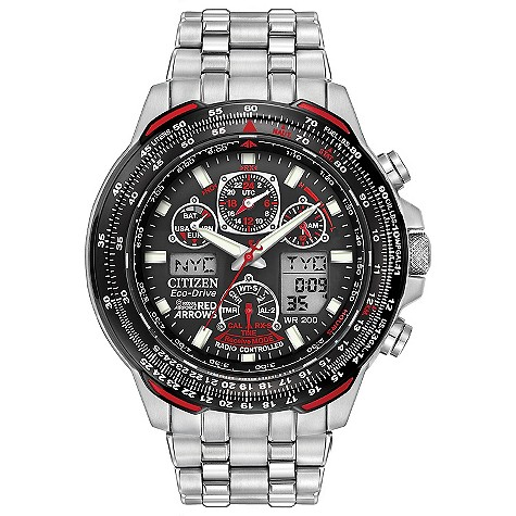 Citizen Eco-Drive Red Arrows men
