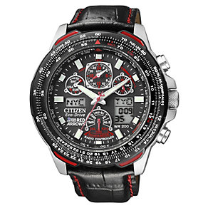 Citizen Eco-Drive RA Skyhawk men's chronograph - Product number 8513570