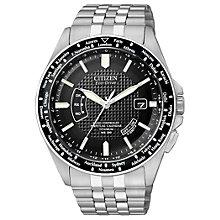 Citizen Eco-Drive men's titanium bracelet watch - Product number 8513686