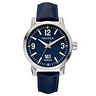 Nautica NCT men's stainless steel navy blue strap watch - Product number 8515174
