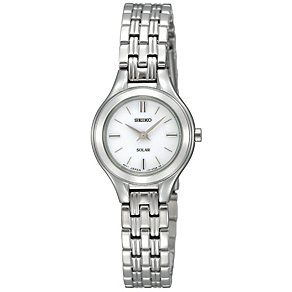Seiko ladies' stainless steel bracelet watch - Product number 8516367