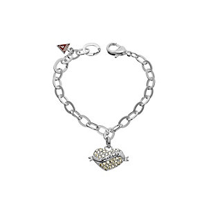 Guess Heart Chain Bracelet - Product number 8521859