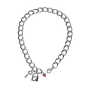 Guess Pendant With  Lock And Key Charm - Product number 8521913