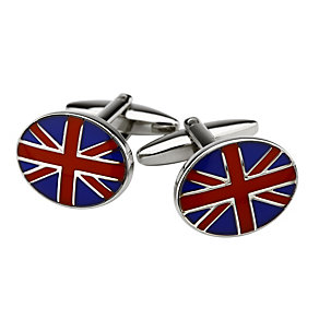 Coloured Union Jack Cufflinks - Product number 8525927