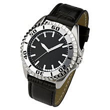 Black Sports Watch - Product number 8526036