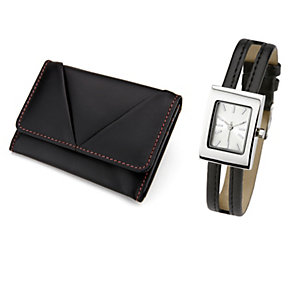 Ladies' Watch And Purse Set - Product number 8526206