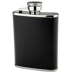Leather Look Flask - Product number 8526311