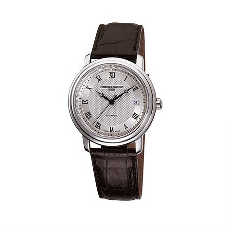 Frederique Constant men's strap watch - FC-303MC3P6