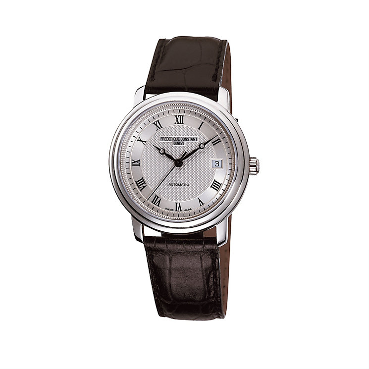 Frederique Constant men's strap watch - Product number 8529981
