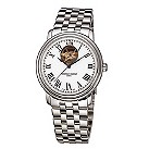 Frederique Constant men's stainless steel bracelet watch - Product number 8530076
