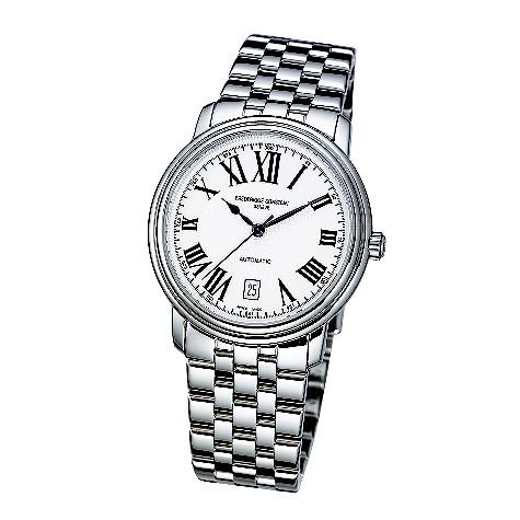 Frederique Constant men's stainless steel bracelet watch - FC-303M4P6B