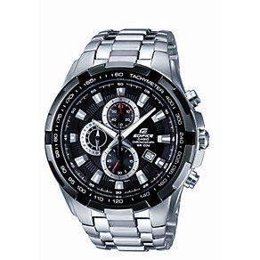 Edifice Black Dial Chronograph Watch - Product number 8531293