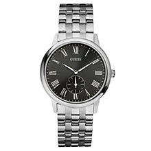 Guess Men's Black Dial Bracelet Watch - Product number 8533253