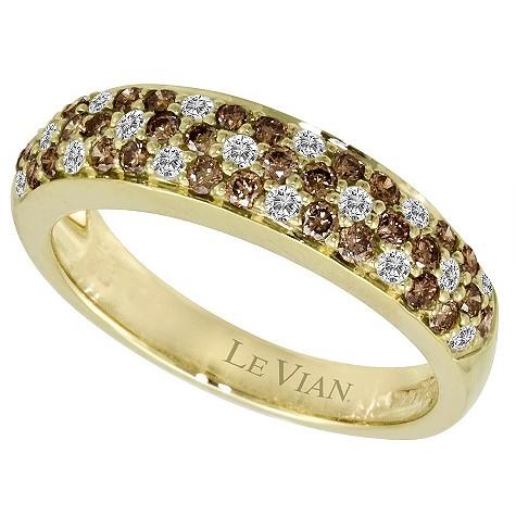 LeVian 14CT Gold 0.76CT White