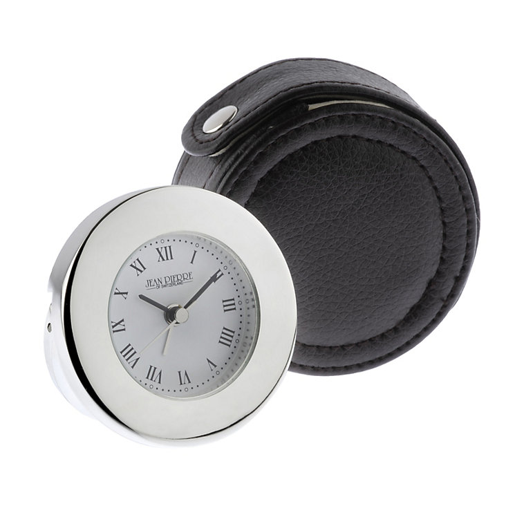 Jean Pierre Gifts men's alarm clock & pouch - Product number 8570477