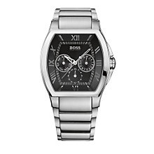 Hugo Boss stainless steel chronograph - Product number 8575967