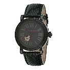 Juicy Couture ladies' black strap watch - Product number 8581320