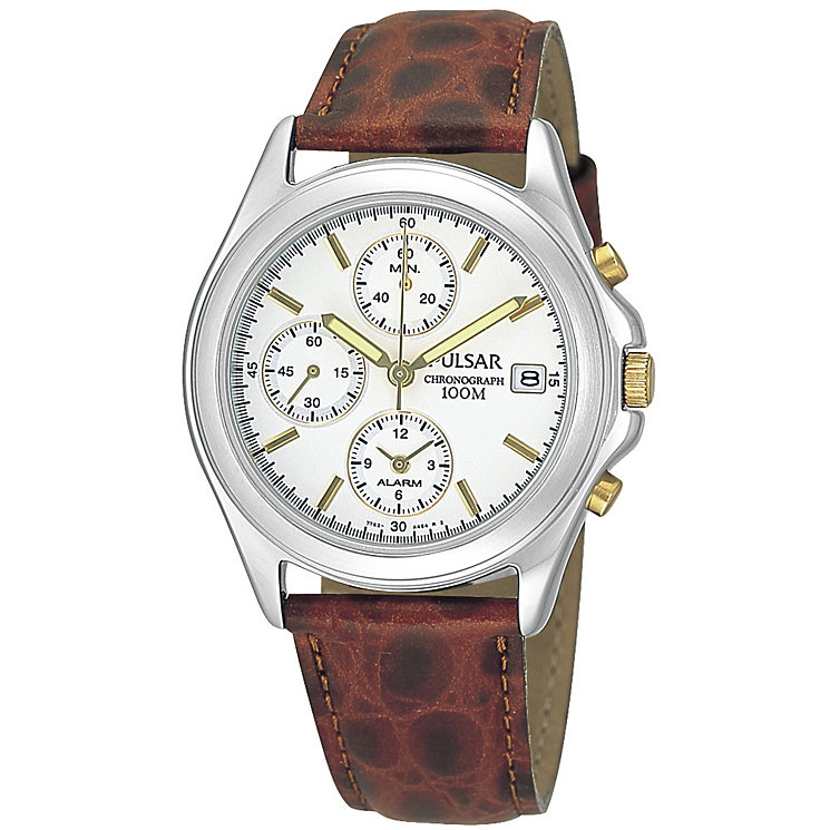 Pulsar Men's Chronograph Watch - Product number 8583390