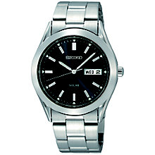 Seiko Men's Stainless Steel Bracelet Watch - Product number 8584222