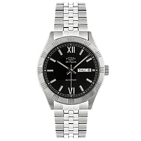 Rotary Men's Stainless Steel Bracelet Watch - Product number 8590370